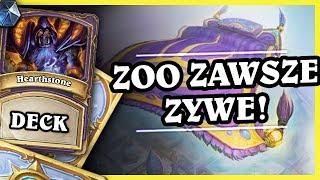 ZOO ZAWSZE ŻYWE! - ZOOLOCK - Hearthstone Deck (Rise of Shadows)