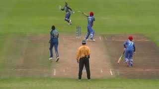 Sri Lanka v Afghanistan Highlights - ICC U19 Cricket World Cup 2018