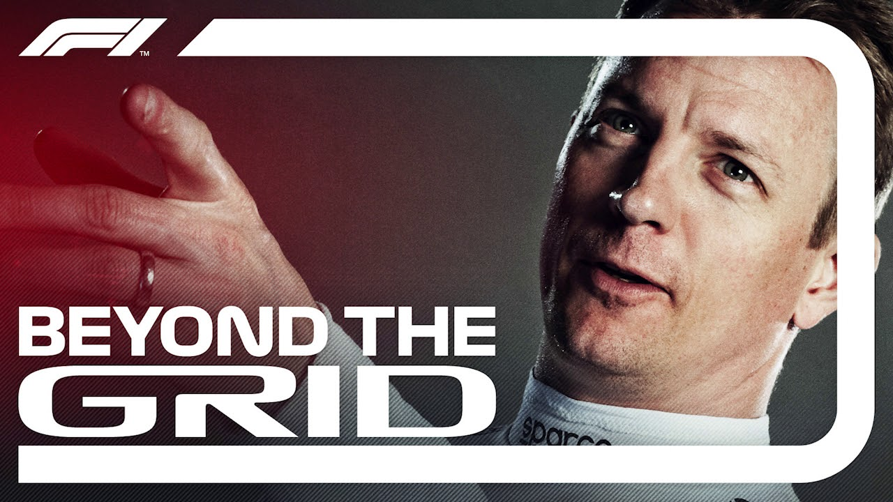Kimi Raikkonen Interview | Beyond The Grid | Official F1 Podcast