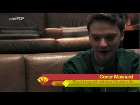 Conor Maynard Interview: Grand Theft Auto and Pharrell Williams