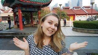 ★ ODKRYWAJĄC SINGAPUR ★ Spróbowałam duriana w Chinatown!