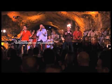'MTV Unplugged II Die Fantastischen Vier'