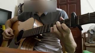 Hoa nào anh quên guitar cover