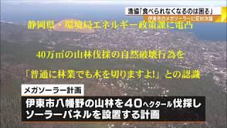 静岡県・環境局エネルギー政策課に電凸