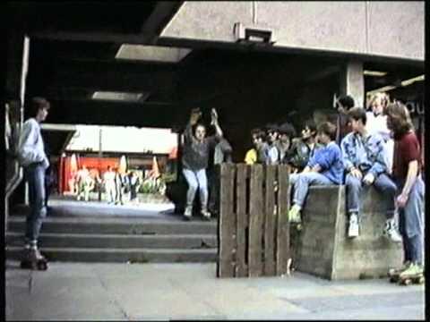 Stuttgart - kleiner Schlossplatz - 1988