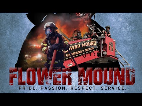 FIRST ALARM : A Historical Review Of The Flower Mound Fire Department