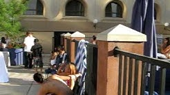DJd POOL PARTY WYNDAM HOTEL ROOFTOP, PHOENIX AZ LATE AFTERNOON SUNDAY JUNE 7/09