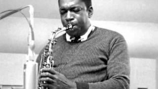 John Coltrane on Alto