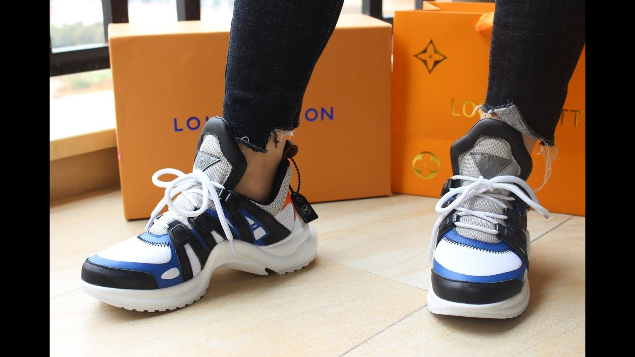 Louis Vuitton LV Archlight Sneakers ON