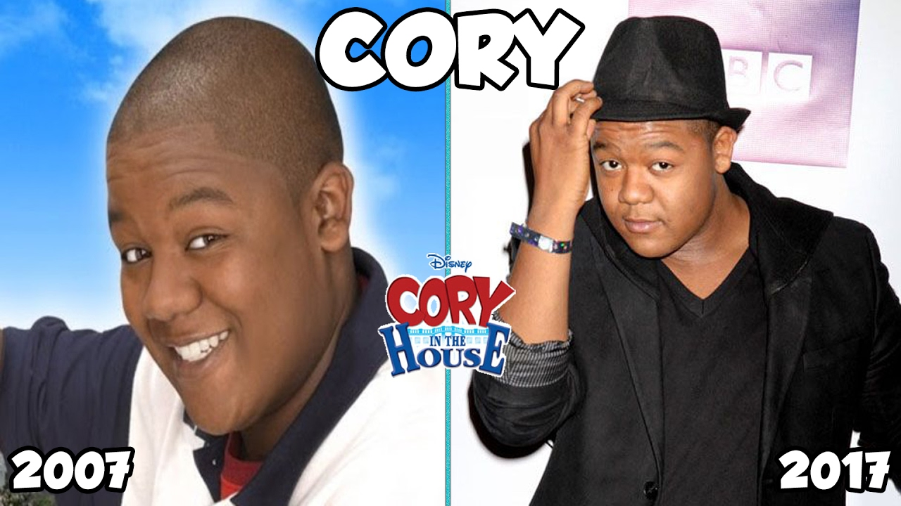 Cory In The House Then And Now 2017