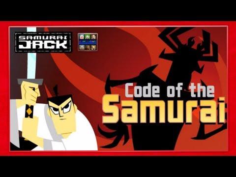 Samurai Jack Code Of The Samurai Cartoon Network Youtube