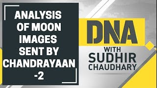 DNA analysis of Moon images sent by Chandrayaan-2