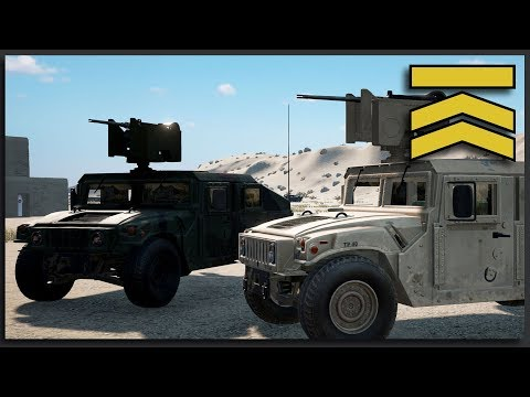 UNSTOPPABLE Humvee Defense - Tactical FPS Multiplayer Squad Gameplay (Squad Full Game)