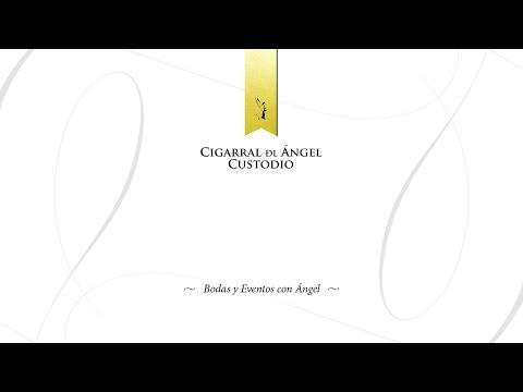 Cigarral del Ángel Custodio. Bodas y eventos con Ángel.