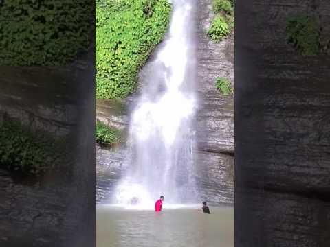 Sohosrodhara waterfall, Sitakunda,  Chittagong