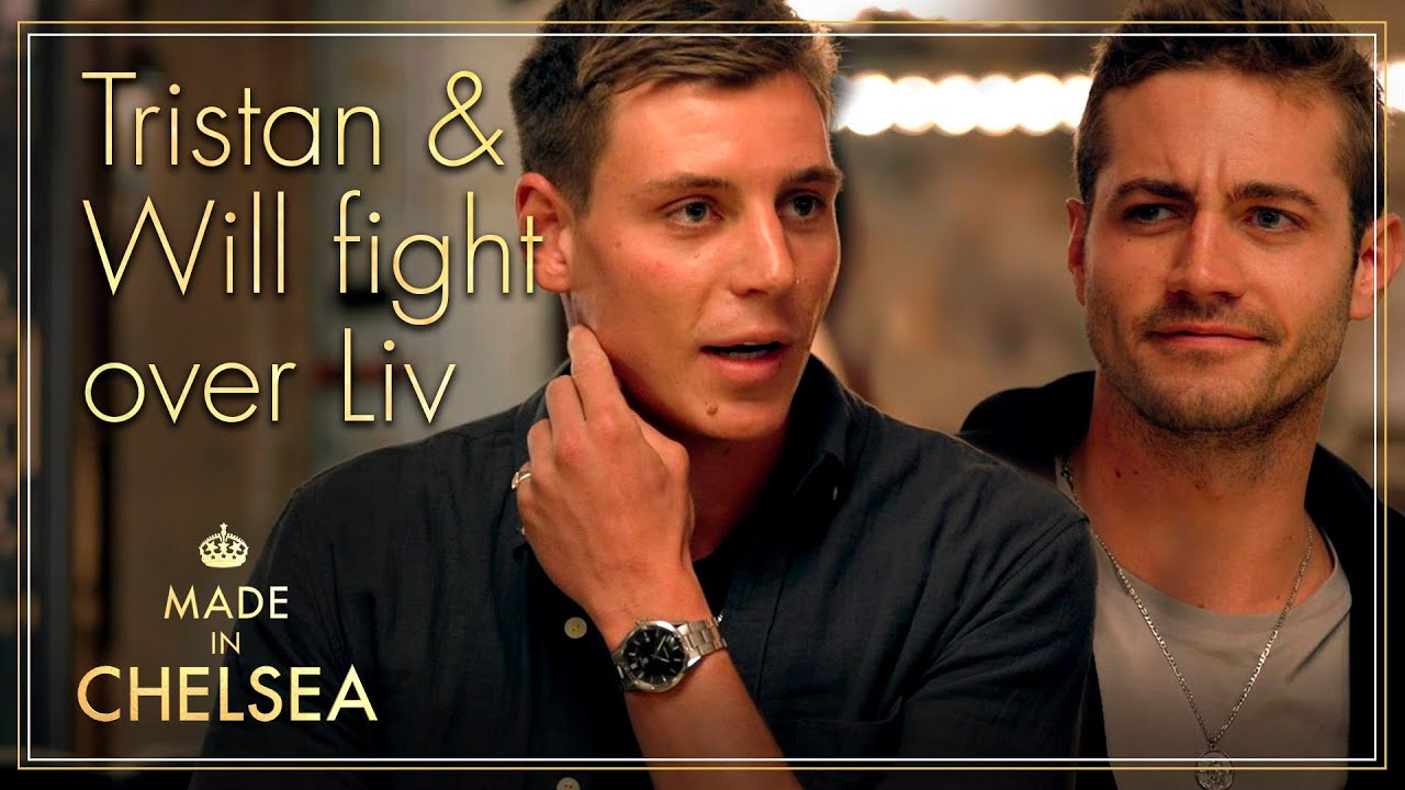 Tristan and Will FIGHT over Liv | Made in Chelsea