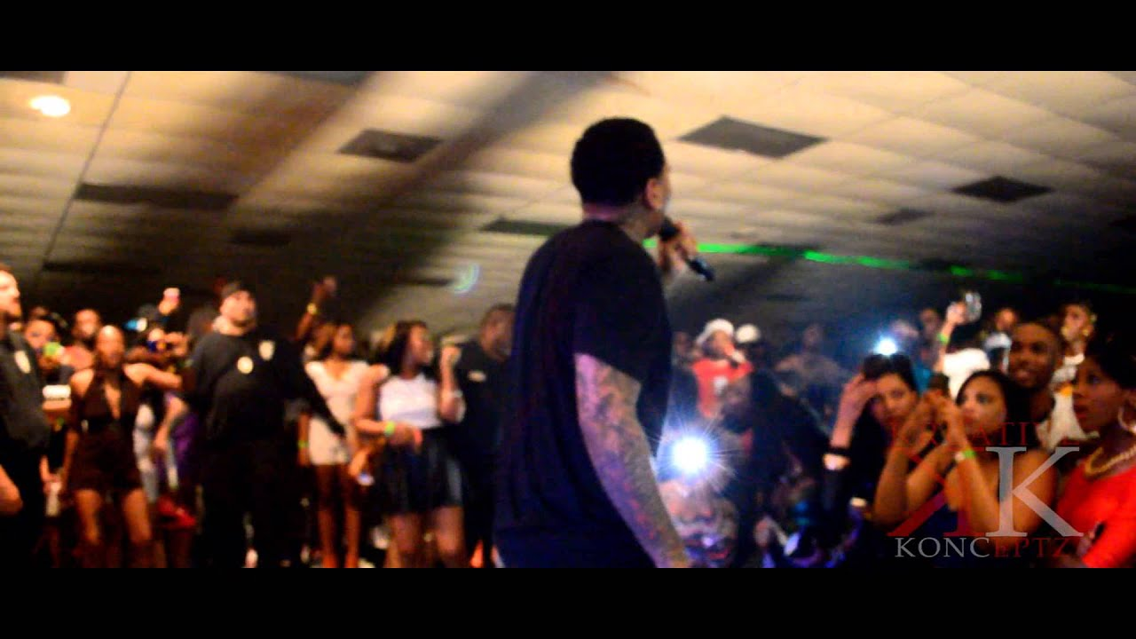 West Point Ms >> Kevin Gates Live In Concert @ Bryan Union Hall [Full Performance] - YouTube