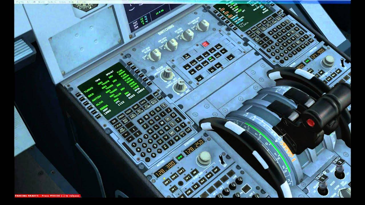 Manual Air Bus A320
