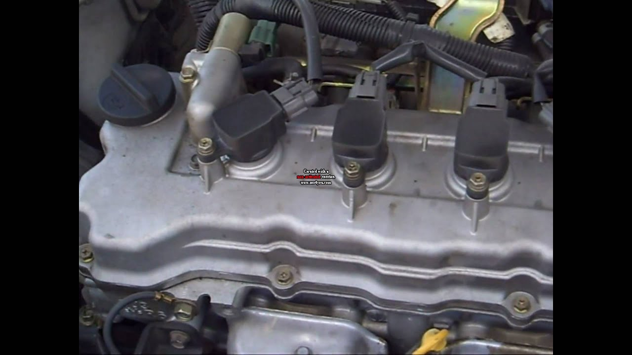 Motor De Sentra 2005 Wmv Youtube