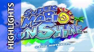 HIGHLIGHTS: Let's Play Super Mario Sunshine