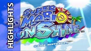 HIGHLIGHTS: Let's Play Super Mario Sunshine