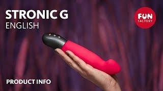 Video: STRONIC G PULSATOR BY FUN FACTORY