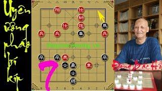 Cờ tướng hay: Thập liên bá Hồ Vinh Hoa đại chiến Đông Bắc Hổ Vương Gia Lương - Uyên ương pháo tập 7