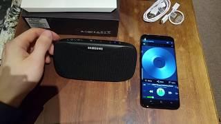 SAMSUNG LEVEL BOX SLIM EO-SG930 Unboxing (UK)