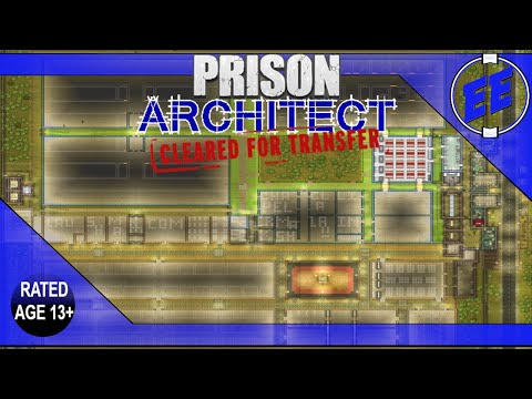 Prison Architect: Cleared for Transfer / Foundations ~ S9 Ep3 / @PrisonArchitect #clearedfortransfer |