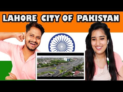 Indian Girl Reaction  On  Lahore City of Pakistan 2018 Revolutionary Change | Krishna views