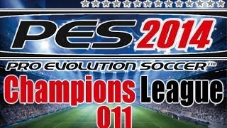 Let´s Play PES 2014 Champions League [HD+][deutsch/german] #011 | Halbfinale (1)