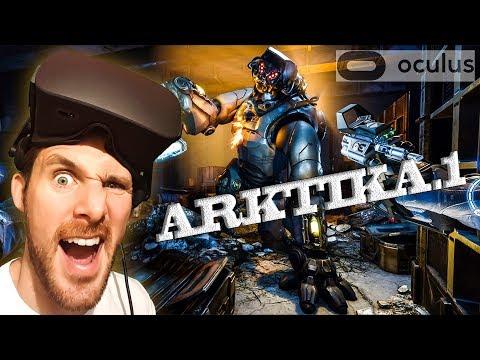 Arktika.1 Live Stream (Part 1)