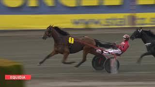 Vidéo de la course PMU SWEDEN CUP (ELIMINATOIRE 1)