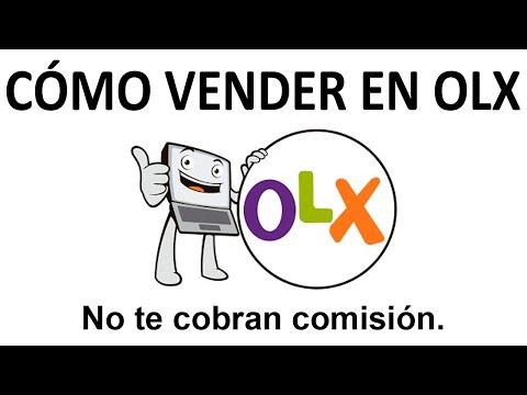 Cómo Vender En OLX PASO a PASO (SIN COMISIÓN)