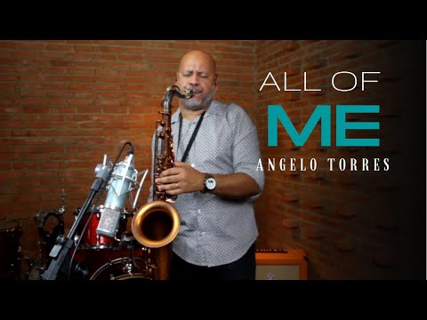 AT Romantic CLASS #14 - ALL OF ME - Instrumental Saxofone (Angelo Torres)