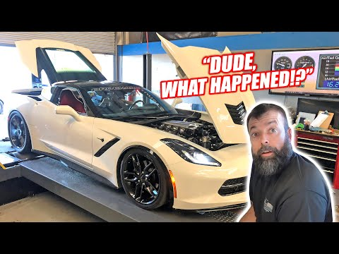 NEVER Do This to a Tuner... Pranking Jeremy in the Worst Way! (On the Dyno)