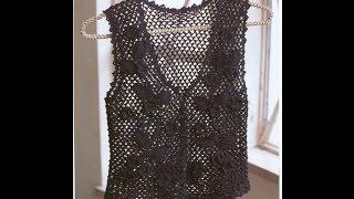 Crochet Shrug| Simplicity Patterns| 60