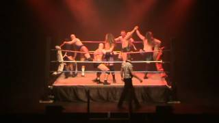 All Star Wrestling UK 2012 Rumble at Tunbridge Wells
