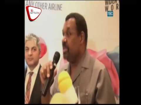 Turkish Airline Watua Zanzibar