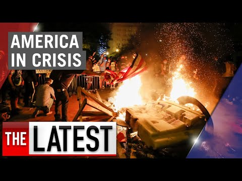 America In Crisis, Chaos In The Nation's Capital, LA In Lockdown  | 7NEWS