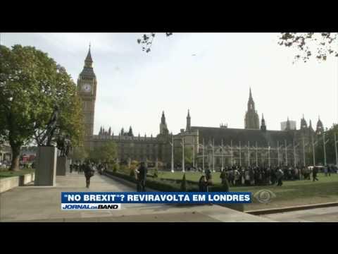 Governo britânico precisará aprovar saída da União Europeia