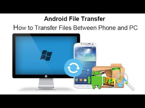 Android File Transfer How To Transfer Files Between