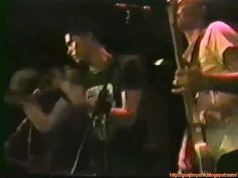 Operation Ivy - Live 4/25/1988 - The Boilermaker in St. Louis, MO (Full Show)
