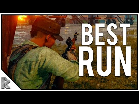 BEST RUN YET! - PLAYERUNKNOWNS BATTLEGROUNDS Beta - Duos #3