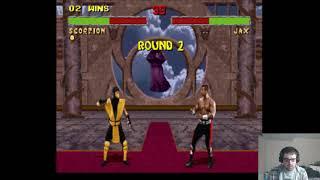 PonyBoy Streams Mortal Kombat II (And Hopefully 3) Part 2