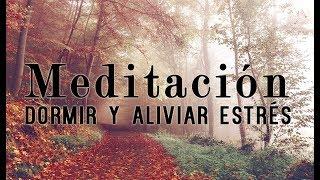 DORMIR Y ALIVIAR EL ESTRÉS | SUEÑO PROFUNDO Y REPARADOR | ...