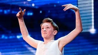 BGT 16 AUDITIONS -  JACK HIGGINS (BALLET DANCER)