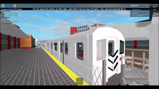 Roblox IRT Metro Automaticed Subway
