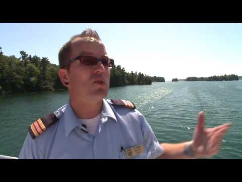 Thousand Islands Cruise in Kingston - Ontario, Canada