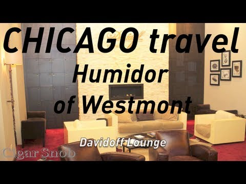 Chicago Travel: Humidor of Westmont